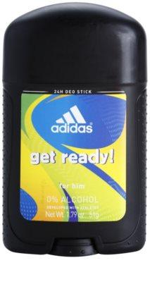 Adidas Get Ready! stift dezodor férfiaknak