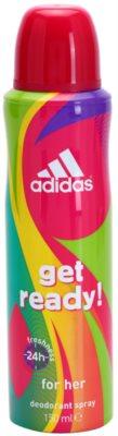 Adidas Get Ready! Deo-Spray für Damen
