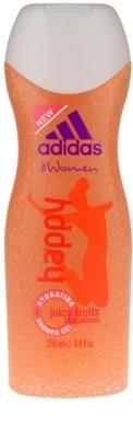 Adidas Happy gel za prhanje za ženske