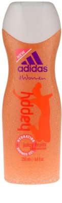 Adidas Happy sprchový gel pro ženy