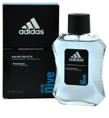 Adidas Ice Dive Eau de Toilette para homens
