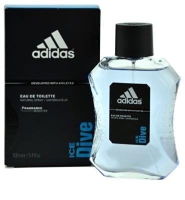 Adidas Ice Dive туалетна вода для чоловіків