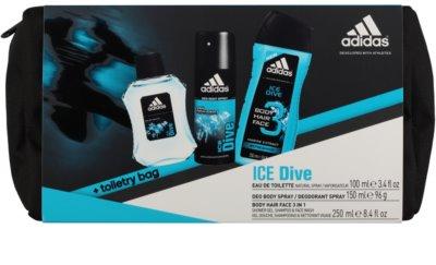 Adidas Ice Dive darilni set 7