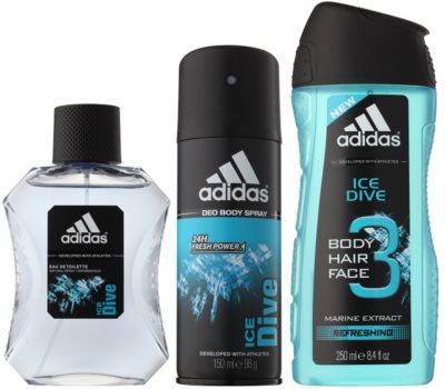 Adidas Ice Dive darilni set 1