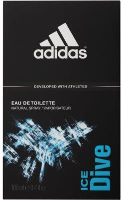 Adidas Ice Dive ajándékszett 5