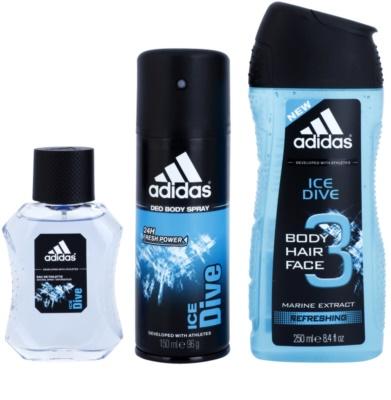 Adidas Ice Dive dárková sada 1