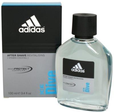 Adidas Ice Dive woda po goleniu dla mężczyzn