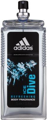 Adidas Ice Dive спрей за тяло за мъже 1