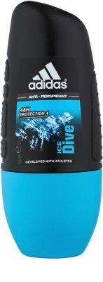 Adidas Ice Dive дезодорант кульковий для чоловіків