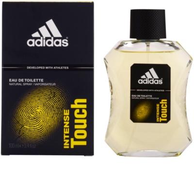 Adidas Intense Touch woda toaletowa dla mężczyzn