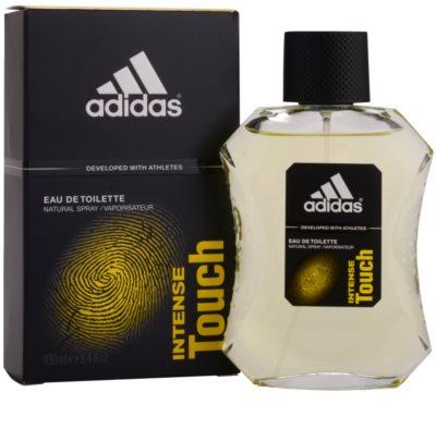 Adidas Intense Touch woda toaletowa dla mężczyzn 1