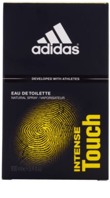 Adidas Intense Touch woda toaletowa dla mężczyzn 4