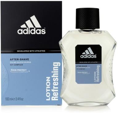 Adidas Skin Protect Lotion Refreshing after shave para homens