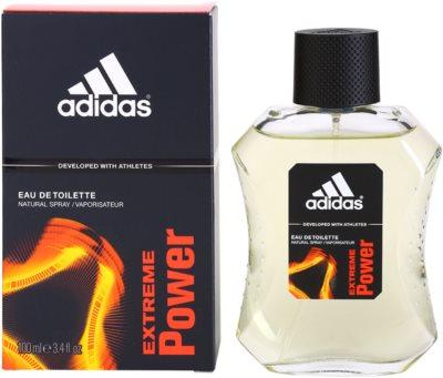 Adidas Extreme Power eau de toilette para hombre