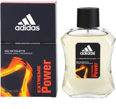 Adidas Extreme Power Eau de Toilette pentru barbati