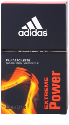 Adidas Extreme Power Eau de Toilette for Men 4
