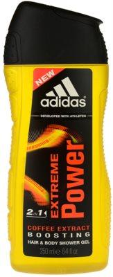 Adidas Extreme Power gel de ducha para hombre