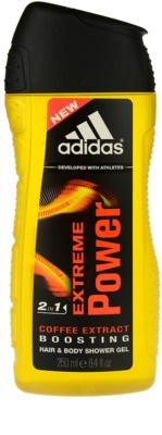 Adidas Extreme Power gel de duche para homens