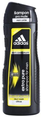 Adidas Extra Pure sampon pentru curatare anti matreata