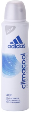 Adidas Performace deodorant Spray para mulheres