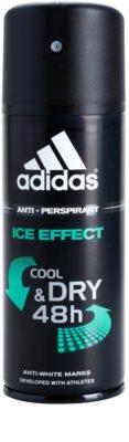 Adidas Ice Effect Cool & Dry Deo-Spray für Herren