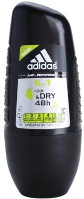 Adidas 6 in 1 Cool & Dry Deo-Roller für Herren