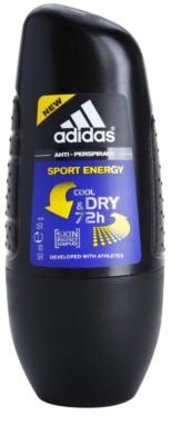 Adidas Sport Energy Cool & Dry golyós dezodor férfiaknak
