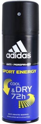 Adidas Sport Energy Cool & Dry dezodor férfiaknak