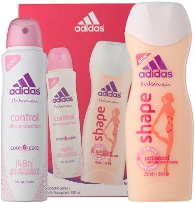 Adidas Control  Cool & Care set cadou