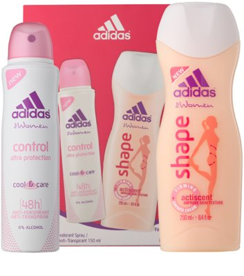 Adidas Control  Cool & Care zestaw upominkowy