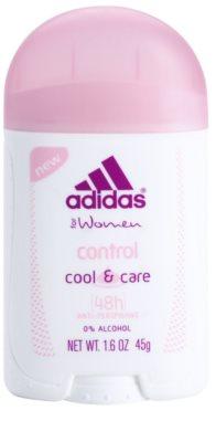 Adidas Control  Cool & Care desodorante en barra para mujer