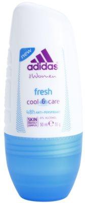Adidas Fresh Cool & Care desodorante roll-on para mujer