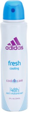 Adidas Fresh Cool & Care Deo Spray for Women