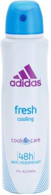 Adidas Fresh Cool & Care desodorante en spray para mujer