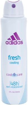 Adidas Fresh Cool & Care dezodor nőknek 1