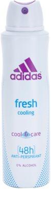 Adidas Fresh Cool & Care desodorante en spray para mujer 1