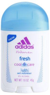 Adidas Fresh Cool & Care stift dezodor nőknek