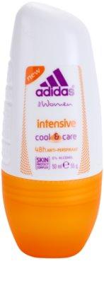 Adidas Intensive Cool & Care deodorant roll-on pentru femei