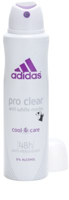 Adidas Pro Clear Cool & Care Deo Spray for Women 1