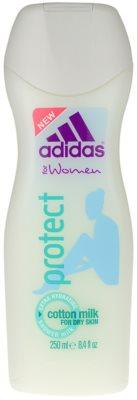 Adidas Protect creme de duche para mulheres