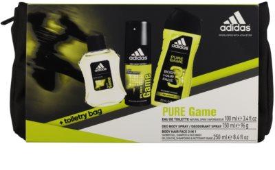 Adidas Pure Game set cadou 7