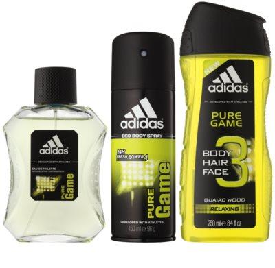 Adidas Pure Game set cadou 1