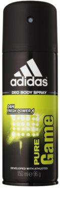 Adidas Pure Game set cadou 3
