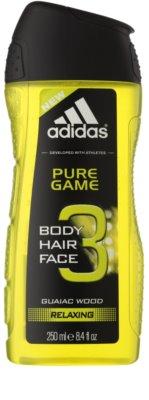 Adidas Pure Game set cadou 4