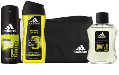 Adidas Pure Game ajándékszett