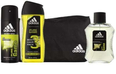 Adidas Pure Game set cadou