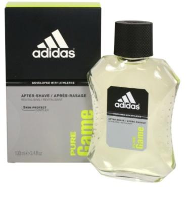 Adidas Pure Game loción after shave para hombre