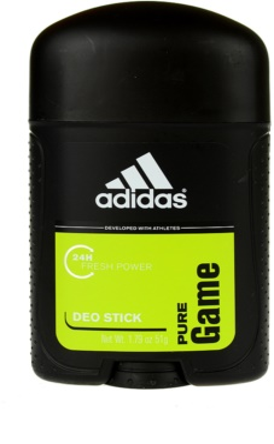 Adidas Pure Game stift dezodor férfiaknak