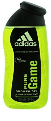 Adidas Pure Game Duschgel für Herren