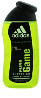Adidas Pure Game gel de ducha para hombre
